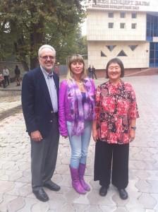Пол Митчел, Наталия Филиппова, Филлис Лей Фурумото
