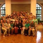 Фото групповое с Алматы с Мастерами