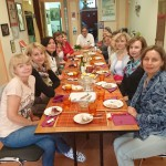 Мастер Рэйки Филиппова Наталия прошла ретрит с Филлис Фурумото и еще 10 российскими мастерами в Нидерландах в Гааге